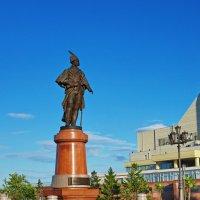 Памятник Николаю Резанову :: Владимир Михайлович Дадочкин