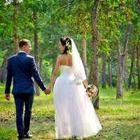 Жених и Невеста :: Валерий Славников