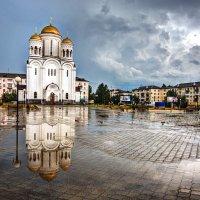 Лета не будет... :: Сергей Смоляков