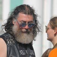 Harley Davidson в душе и в очках :: Вера Моисеева
