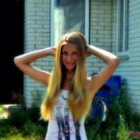 прекрасная юнная леди :: Михаил Bobikov