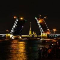 Разводной мост :: Алексей Пядык