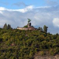 Уфа, памятник Салавату Юлаеву :: Константин Вавшко