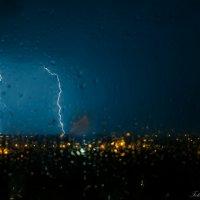 Ночная гроза :: Сергей Юдин