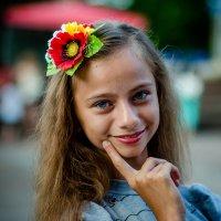 Юная модель :: Владимир Хижко