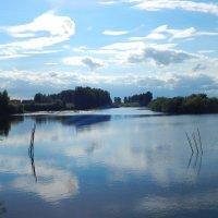 Озеро :: Ксения Карасёва
