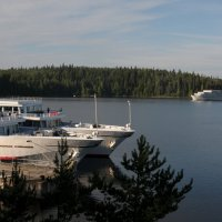 Валаамская бухта :: tipchik