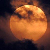 луна :: Люба Вылывана