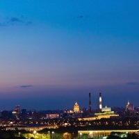 Вечерняя Москва :: Кот Шредингера