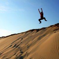 Прыжок :: Алла ZALLA