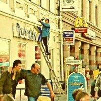 Жизнь кипит! :: Григорий Кучушев