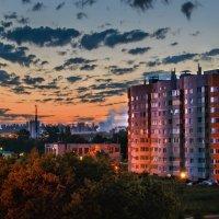 Гордской пейзаж :: Вячеслав