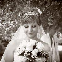 Невеста с букетом :: Светлана Шаповалова