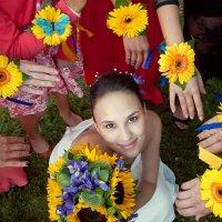 Невеста :: Людмила Епанчинцева