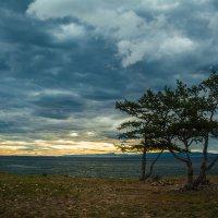 Рассвет на Малом море. :: Loui Funny