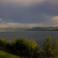 Река Ангара, дочь великого Байкала :: Ульяна Северинова Фотограф