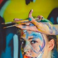 краски :: Дарья Орехова