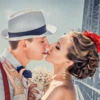 поцелуй :: Татьяна Исаева-Каштанова