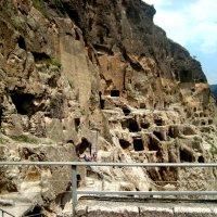 замок в скале :: мария