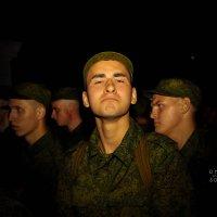 Гражданское мужество и мужество военное проистекают из одного начала :: Дмитрий Соколов