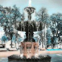 Фонтан на Пушкинской площади. :: Елена Каталина