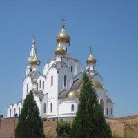 Свято-Иверский Епархиальный Женский монастырь :: Валентина Миленина