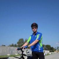 Велосипедист :: Павел Зюзин