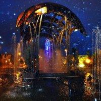 Фонтан на цветном бульваре :: Denis Sychev