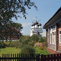 Вид на Церковь Всемилостивейшего Спаса :: Тата Казакова