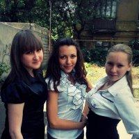 Защита диплома прошла на ура:) :: Valeriya Voice