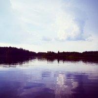 Озеро :: Анастасия Александрова