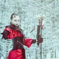 Лесной демон :: Юлия Ивлин