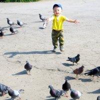 Счастливое детство . :: Мила Бовкун