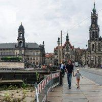 панорама Дрездена :: Андрей Пашков