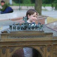 Петербург в миниатюре :: Ирина Фирсова