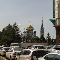 вид на собор :: Алексей Масалов