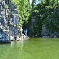 Водопад Киште :: Мария Неизвестная