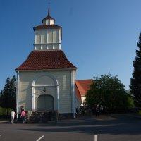 Лютеранский храм город КЕМИ- Финляндия :: Валентина Папилова