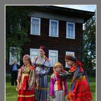 Северяночки. :: Евгений Усатов