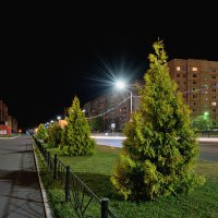 Вечерний Десногорск :: Анатолий Тимофеев