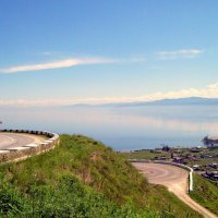 Серпантин над Байкалом :: alemigun