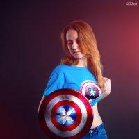 Капитан Америка :: Станислав Башарин