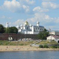 Господин Великий Новгород. :: Наталья Левина