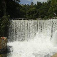 Водопад на реке Псырцха :: esadesign Егерев