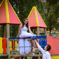 Студенческая свадьба :: елена брюханова