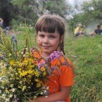 Полевые цветы :: Марина Кузнецова