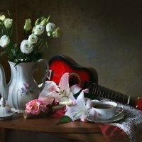 Под звуки романса... :: lady-viola2014 -