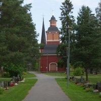 очередной храм :: Валентина Папилова