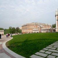 фрагмент музейного комплекса в Царицино :: Валентина. .
