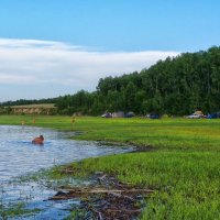 Зелёный пляж :: Serz Stepanov